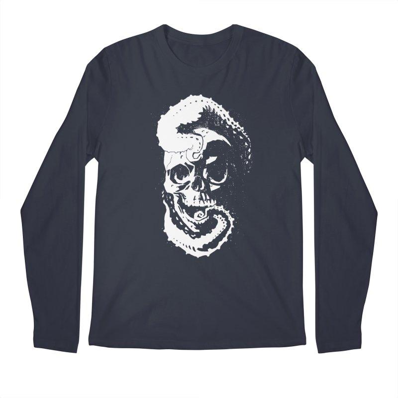 Sleeping with the Deep Ones [light on dark] Men's Regular Longsleeve T-Shirt by automaton's Artist Shop