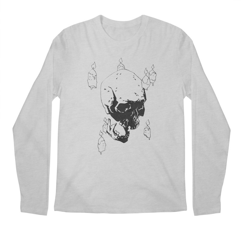 Séance Men's Regular Longsleeve T-Shirt by automaton's Artist Shop