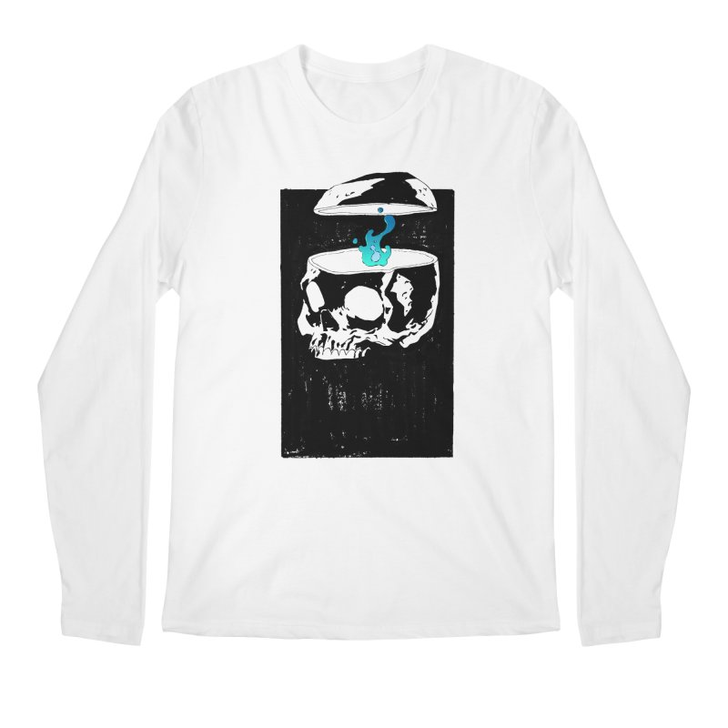 Cerebral Essence Men's Regular Longsleeve T-Shirt by automaton's Artist Shop