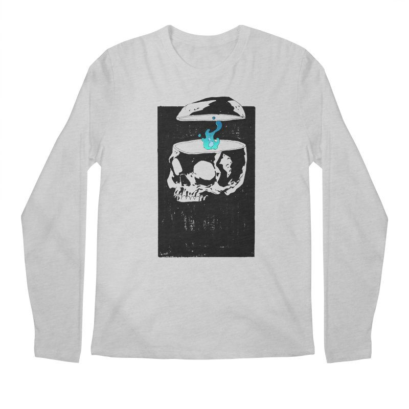 Cerebral Essence Men's Regular Longsleeve T-Shirt by automaton's Artist Shop