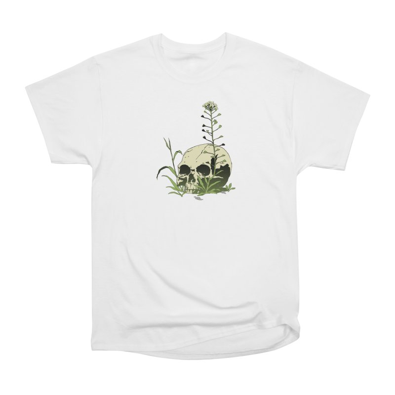 Dust to Dust in Men's Heavyweight T-Shirt White by automaton's Artist Shop