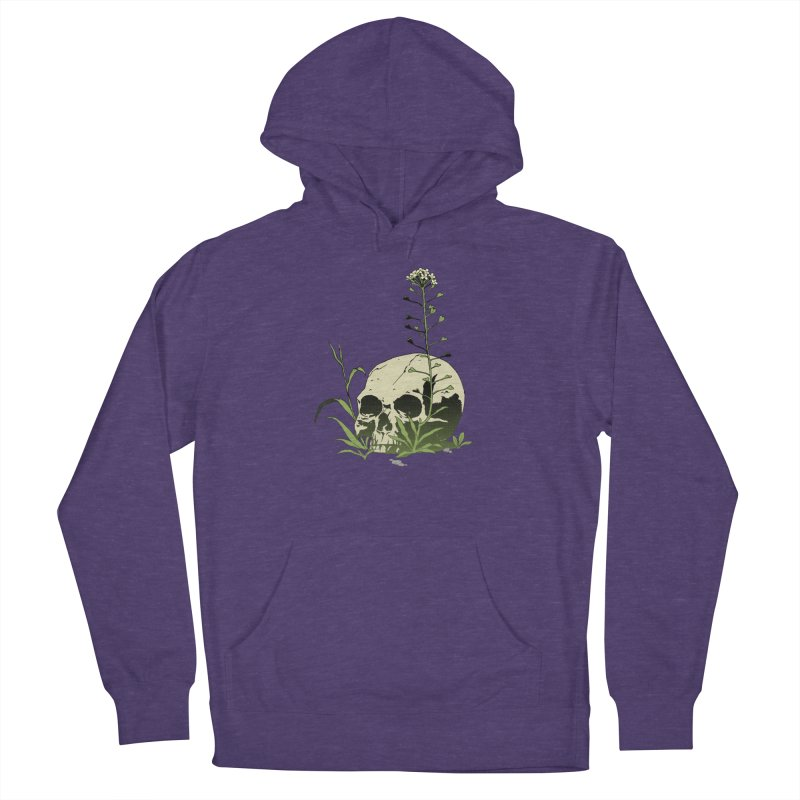 Dust to Dust Men's French Terry Pullover Hoody by automaton's Artist Shop