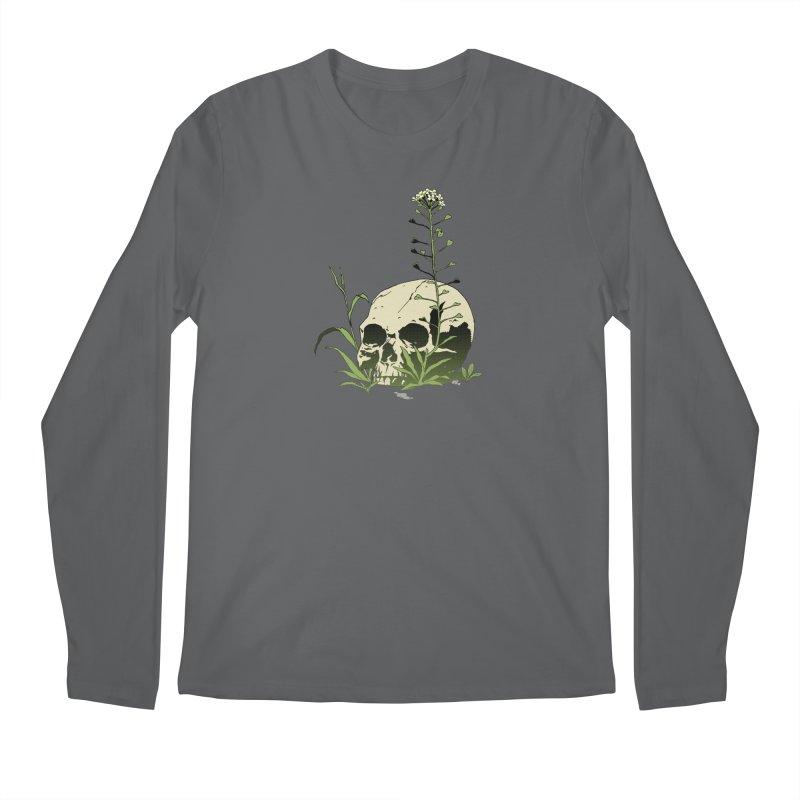 Dust to Dust Men's Regular Longsleeve T-Shirt by automaton's Artist Shop