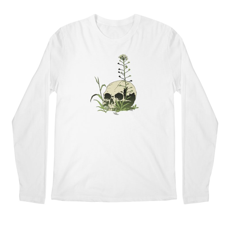 Dust to Dust Men's Regular Longsleeve T-Shirt by automaton's Artist Shop