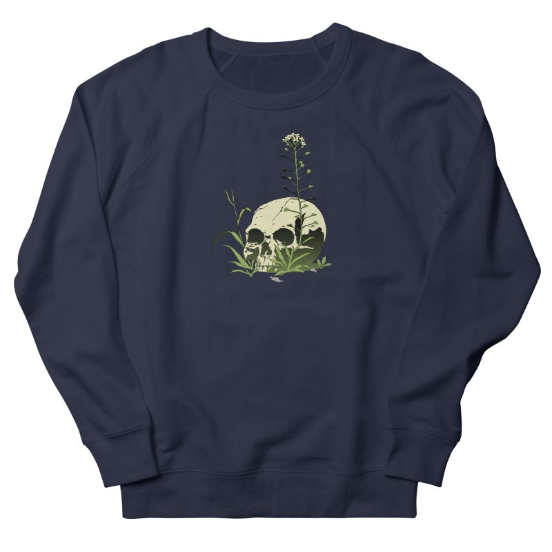 Dust to Dust Women's French Terry Sweatshirt by automaton's Artist Shop