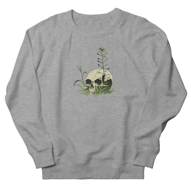 Dust to Dust Men's French Terry Sweatshirt by automaton's Artist Shop