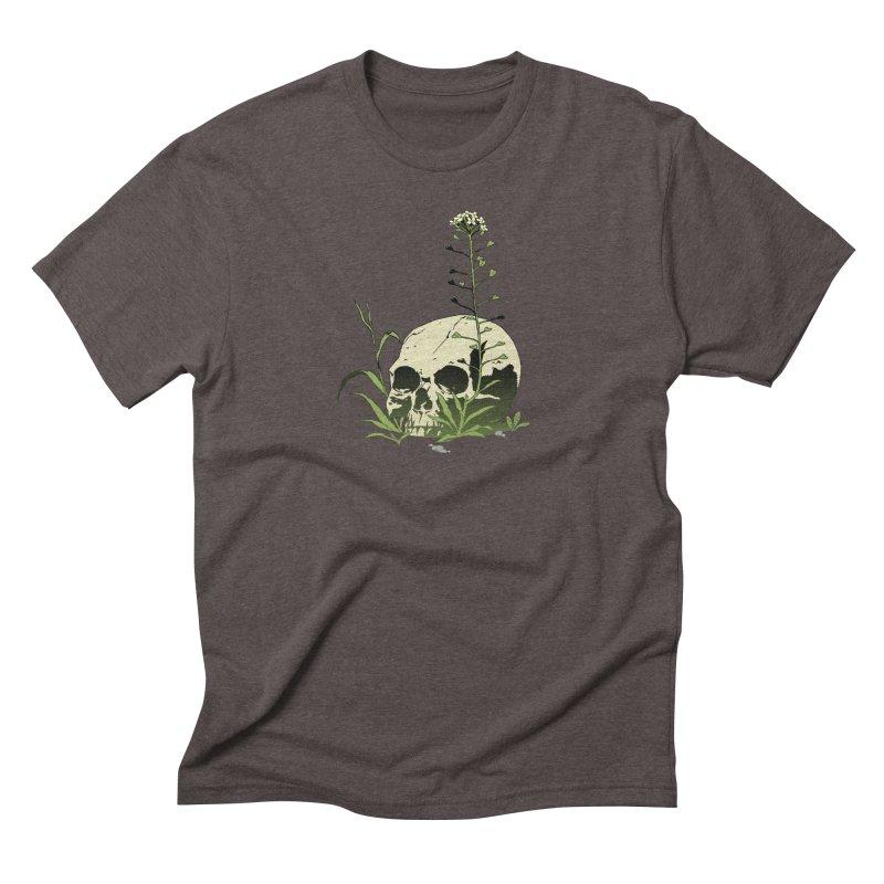 Dust to Dust Men's Triblend T-Shirt by automaton's Artist Shop