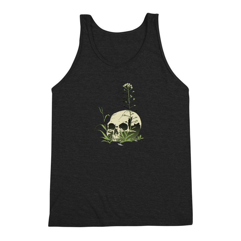 Dust to Dust Men's Triblend Tank by automaton's Artist Shop