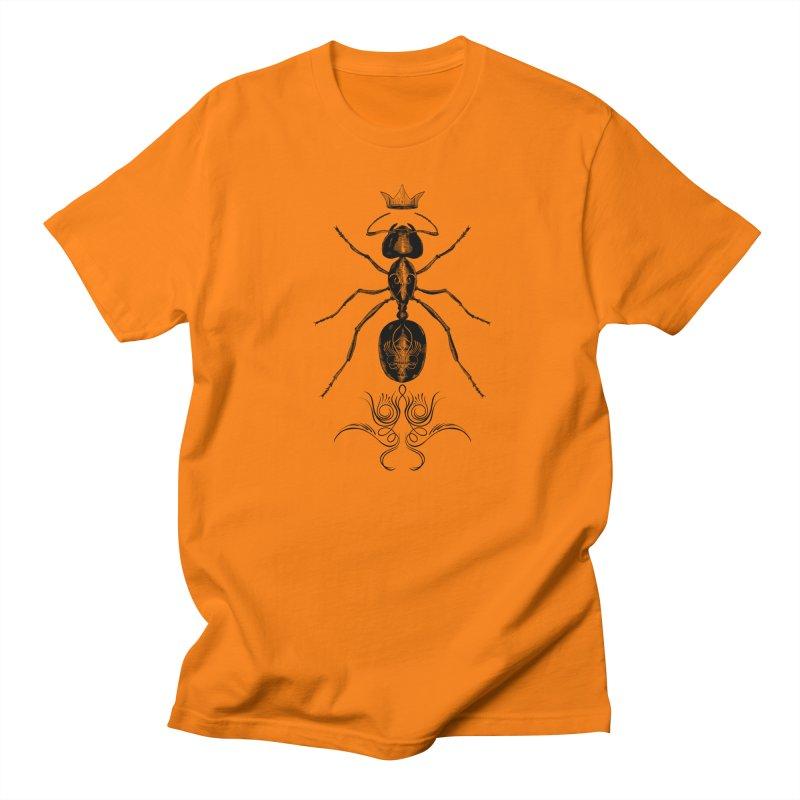 Sweeper Queen Women's Regular Unisex T-Shirt by automaton's Artist Shop