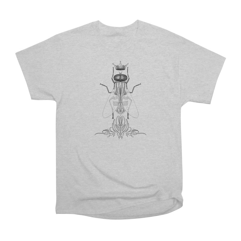 Carrion Queen Men's Heavyweight T-Shirt by automaton's Artist Shop