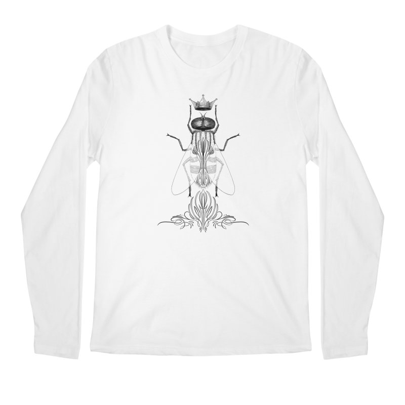 Carrion Queen Men's Regular Longsleeve T-Shirt by automaton's Artist Shop