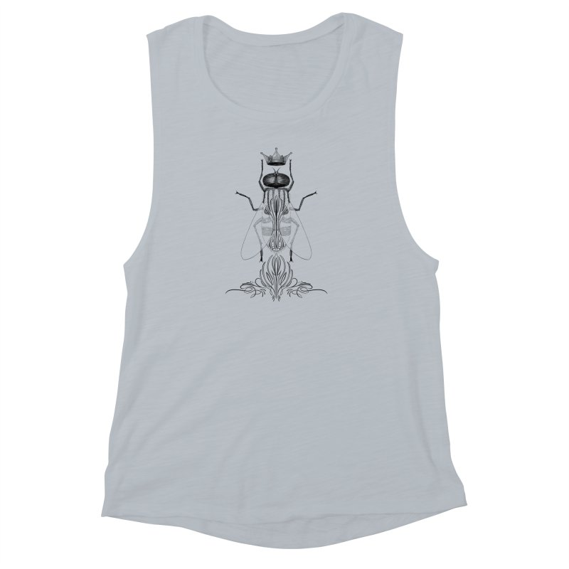 Carrion Queen Women's Muscle Tank by automaton's Artist Shop