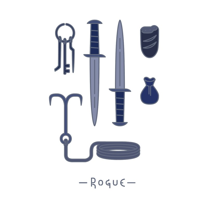 The Rogue by automaton's Artist Shop