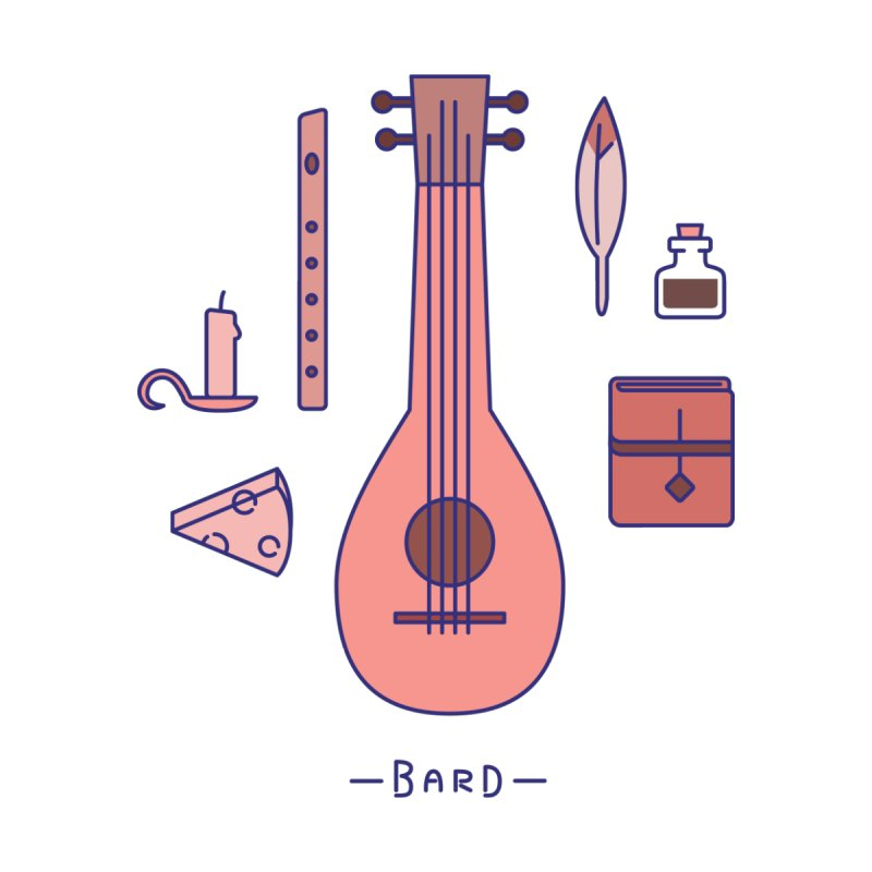 The Bard by automaton's Artist Shop
