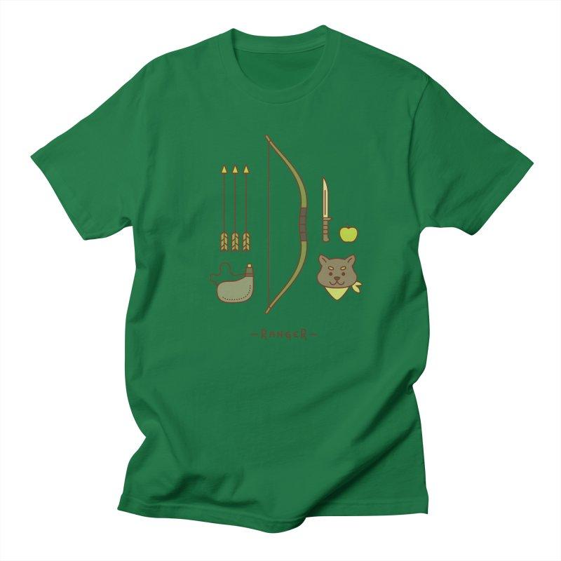 The Ranger Women's Regular Unisex T-Shirt by automaton's Artist Shop