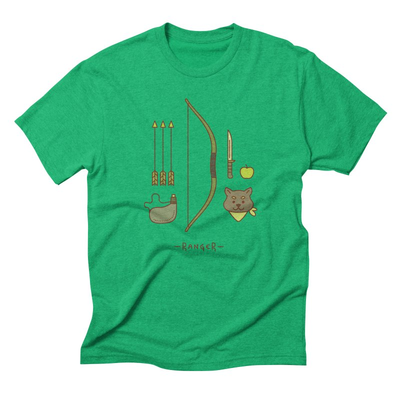 The Ranger Men's Triblend T-Shirt by automaton's Artist Shop
