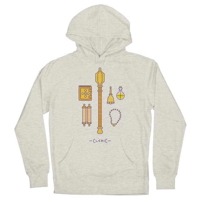 The Cleric Women's French Terry Pullover Hoody by automaton's Artist Shop