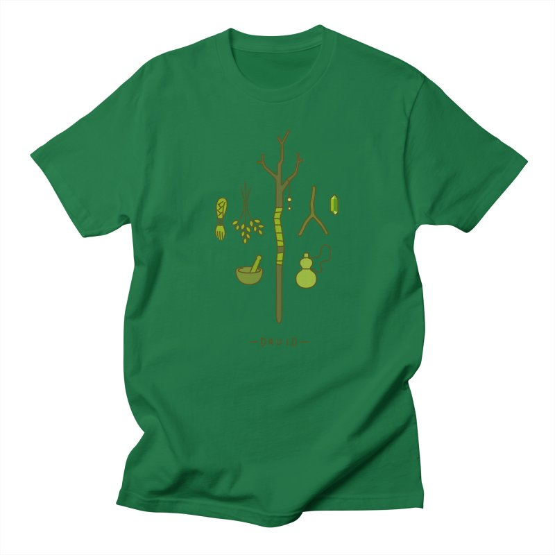 The Druid Men's T-Shirt by automaton's Artist Shop