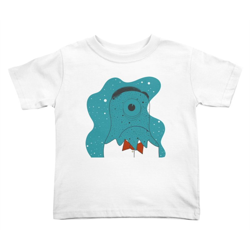 fancy Kids Toddler T-Shirt by rupkey's shirts & other shit