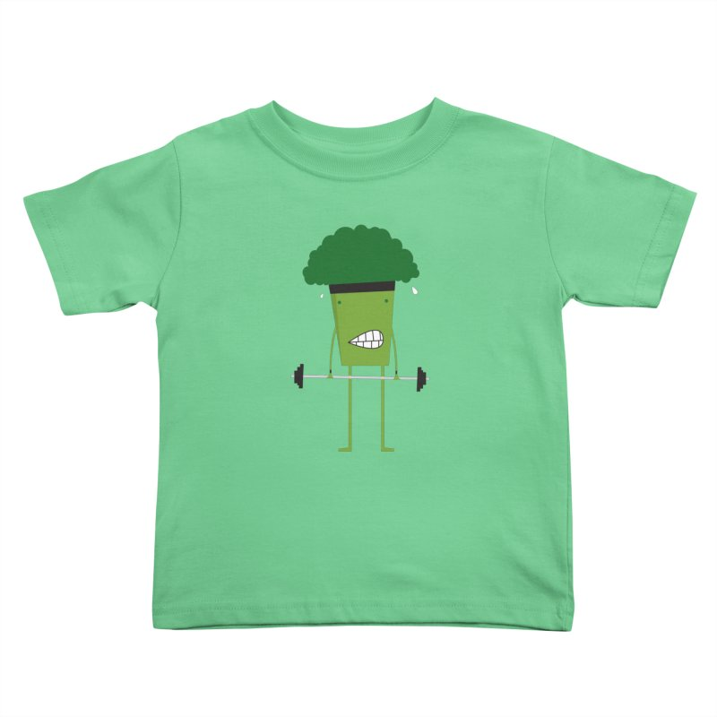 jacked! Kids Toddler T-Shirt by rupkey's shirts & other shit