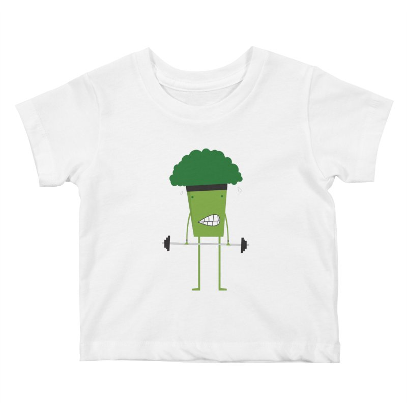 jacked! Kids Baby T-Shirt by rupkey's shirts & other shit