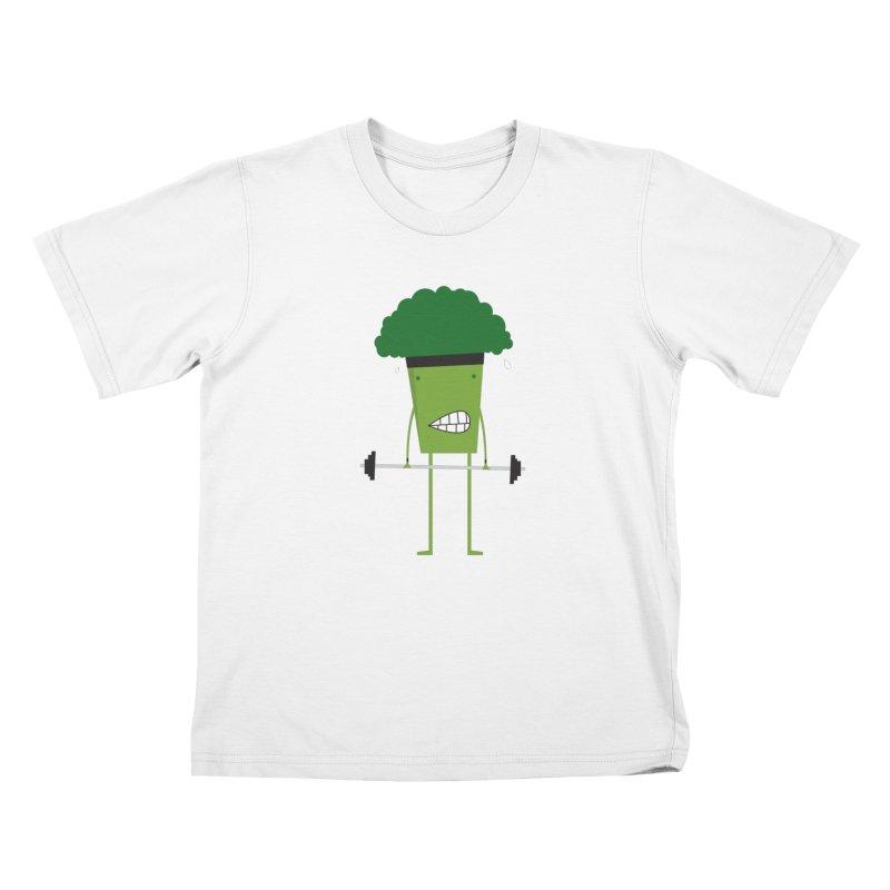 jacked! Kids T-Shirt by rupkey's shirts & other shit