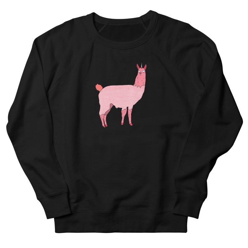 llamacorn Women's Sweatshirt by rupkey's shirts & other shit