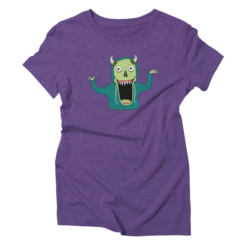 that's show biz, baby! Women's Triblend T-Shirt by rupkey's shirts & other shit