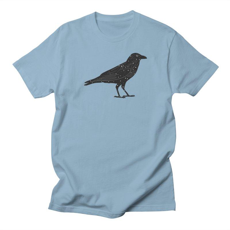 corvus. Men's Regular T-Shirt by rupkey's shirts & other shit