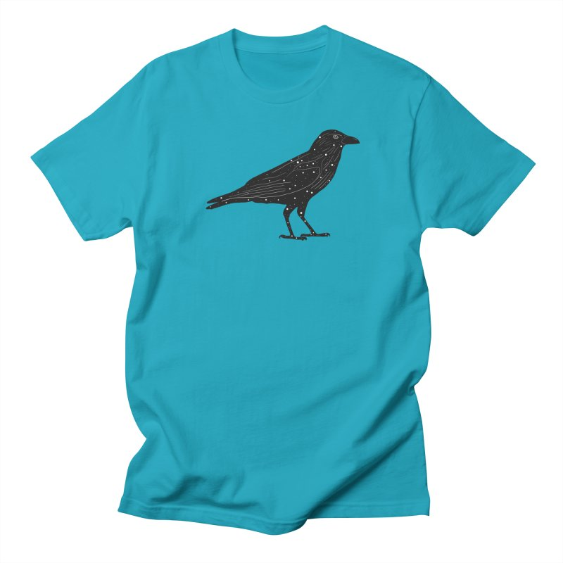 corvus. Men's Regular T-Shirt by rupkey's shirts & other shit