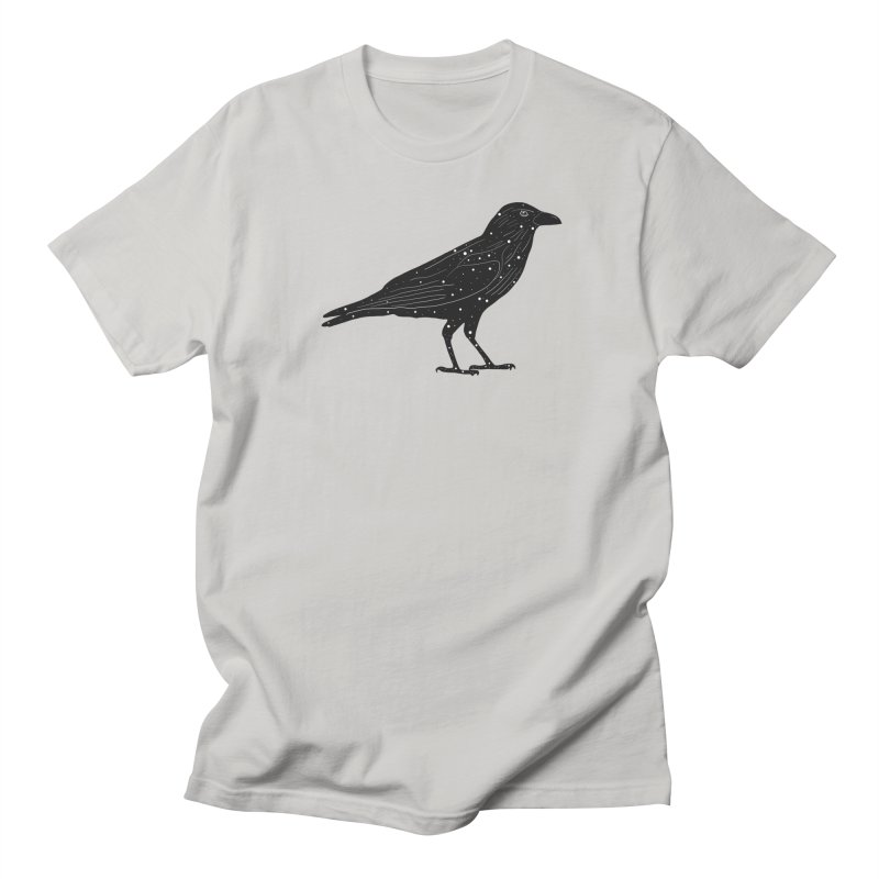 corvus. Women's Regular Unisex T-Shirt by rupkey's shirts & other shit