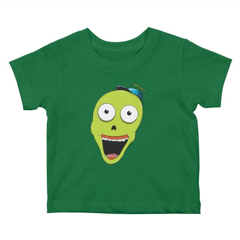 hiya, pal! Kids Baby T-Shirt by rupkey's shirts & other shit
