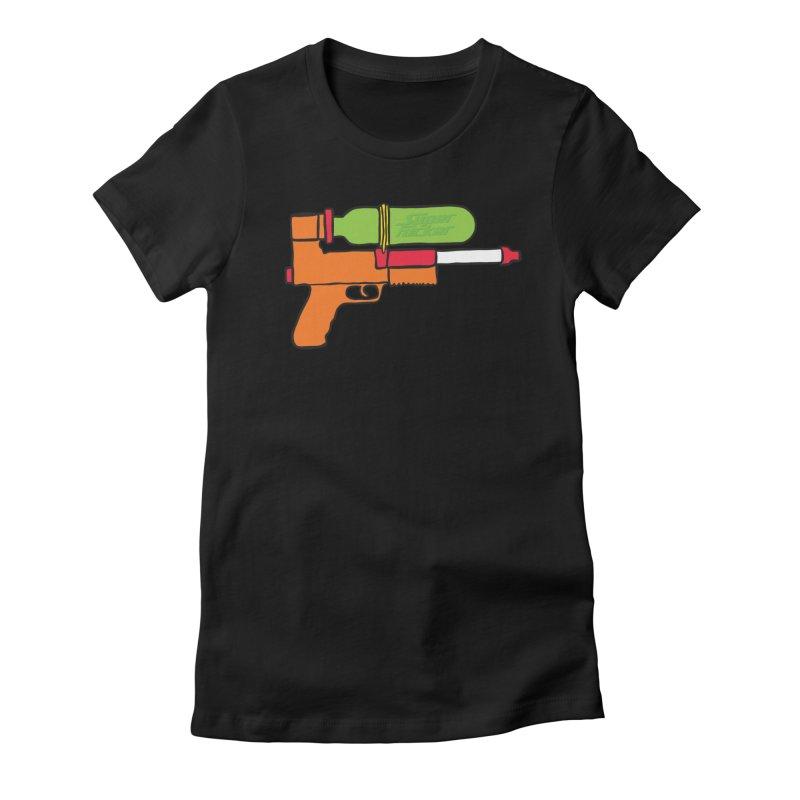 super fucker 2000 Women's T-Shirt by rupkey's shirts & other shit