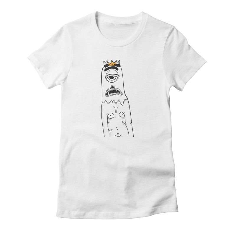 dad bod. Women's Fitted T-Shirt by rupkey's shirts & other shit