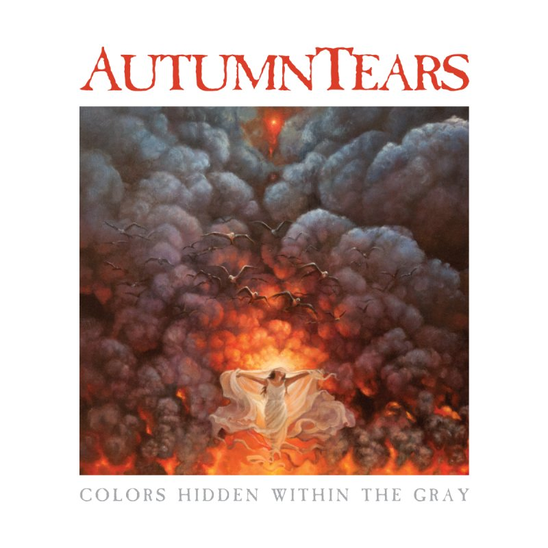 Colors Hidden Within The Gray Autumn Tears Shop