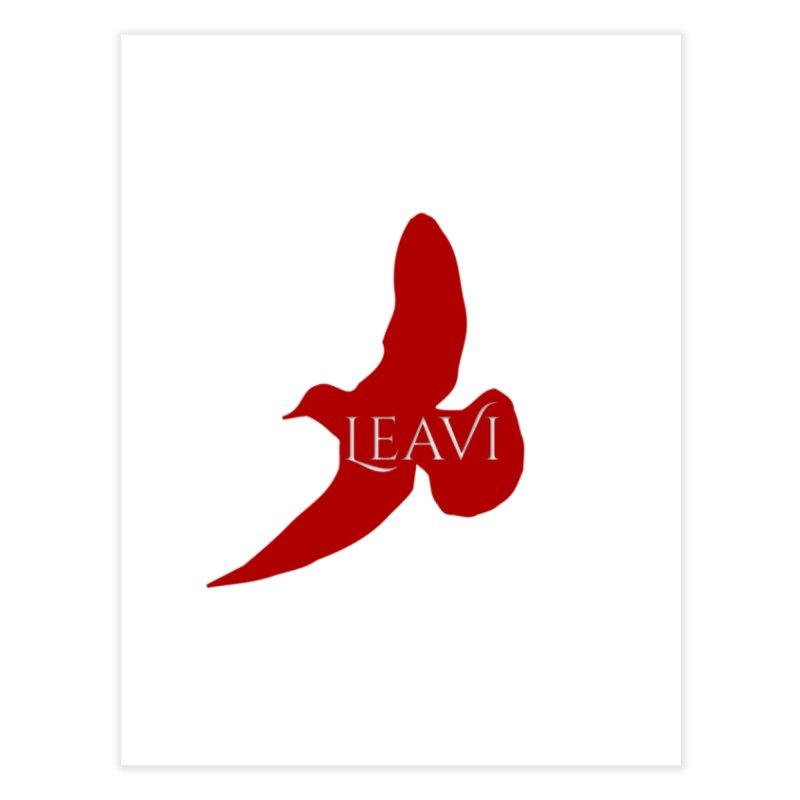 Leavi's Sparrow Home Fine Art Print by Avadel Designs