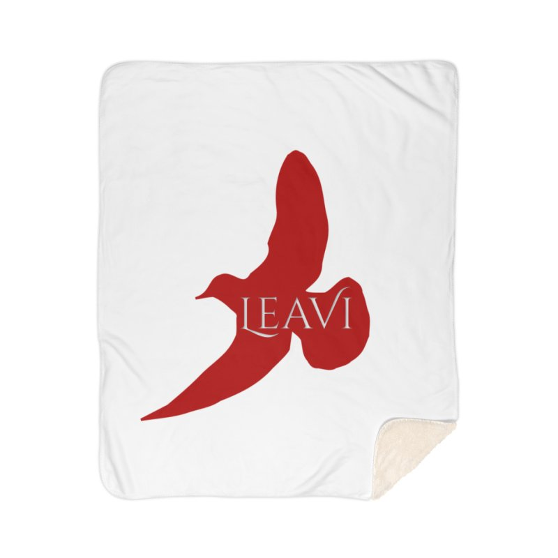 Leavi's Sparrow Home Blanket by Avadel Designs