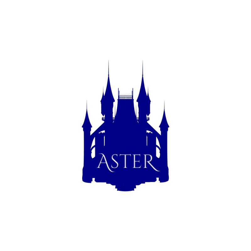 Aster's Castle Accessories Bag by Avadel Designs