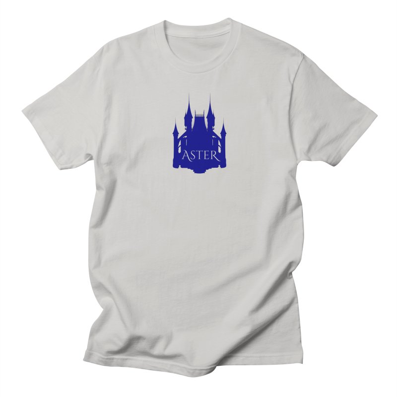 Aster's Castle Men's T-Shirt by Avadel Designs