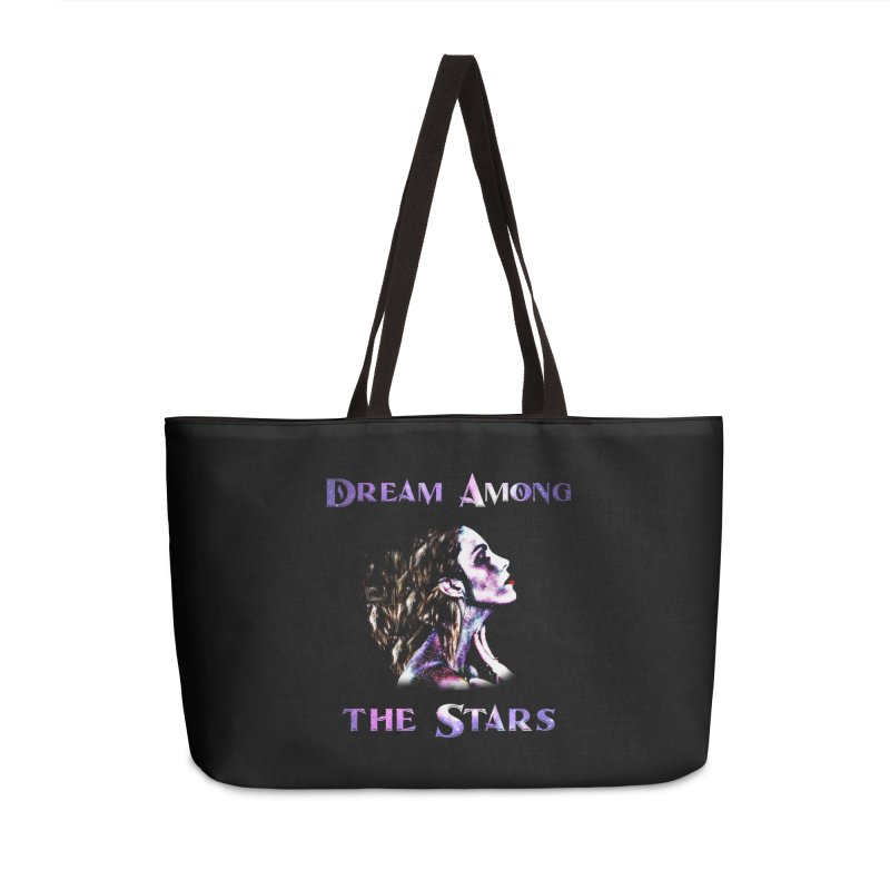Dream Among the Stars Accessories Bag by Avadel Designs