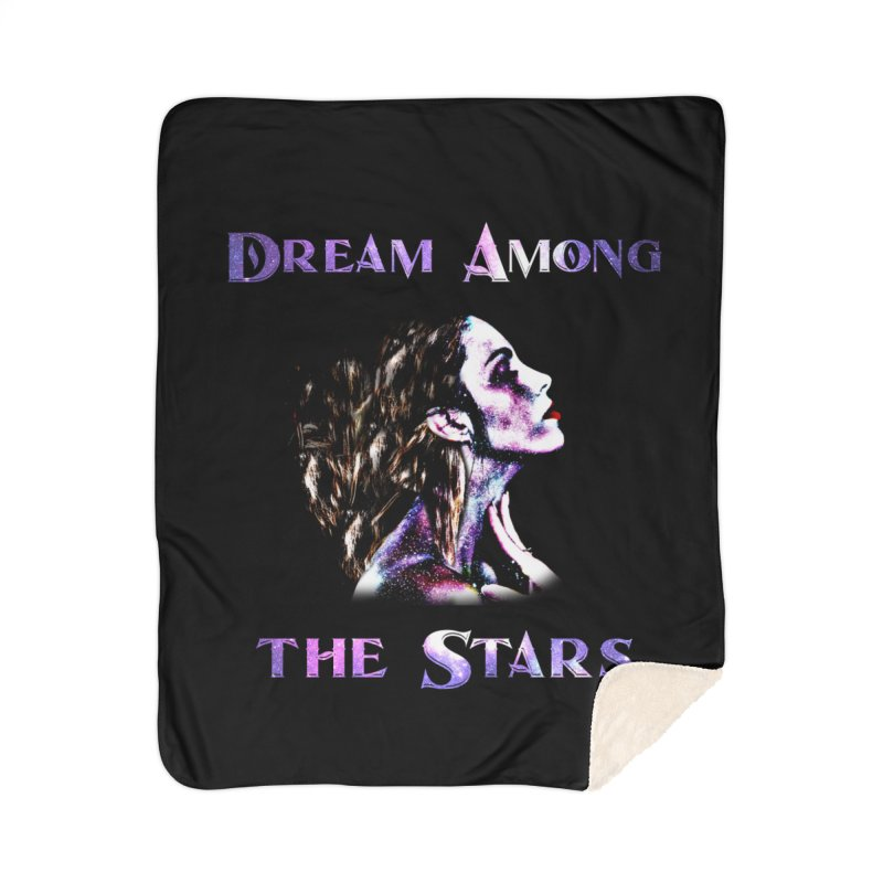 Dream Among the Stars Home Blanket by Avadel Designs