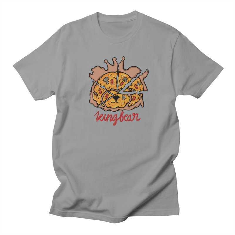 kingbear Men's T-Shirt by avent24's Artist Shop