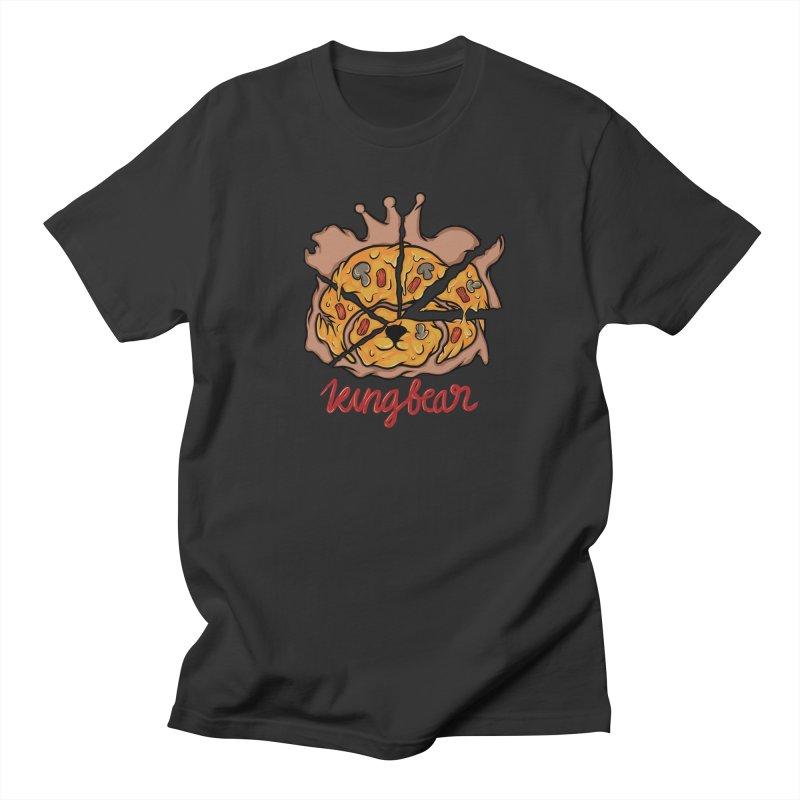 kingbear Men's T-Shirt by avent24's Artist Shop