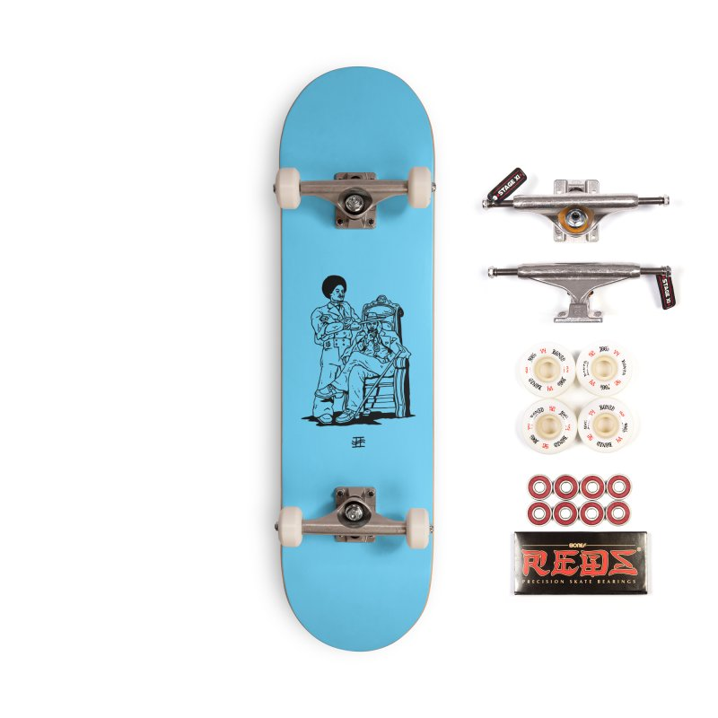 Aquemini Accessories Complete - Pro Skateboard by Avery is Hungry
