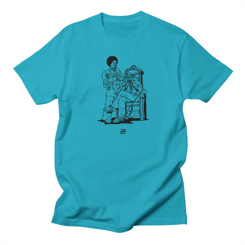 Aquemini Men's T-Shirt by Avery is Hungry