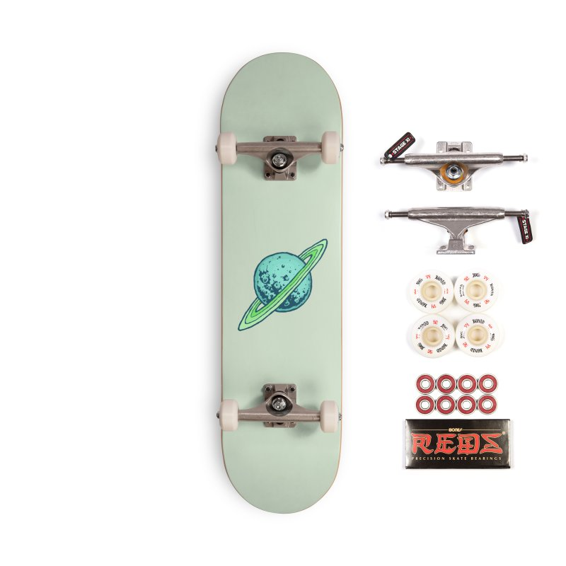 Uranus Accessories Complete - Pro Skateboard by Avery is Hungry