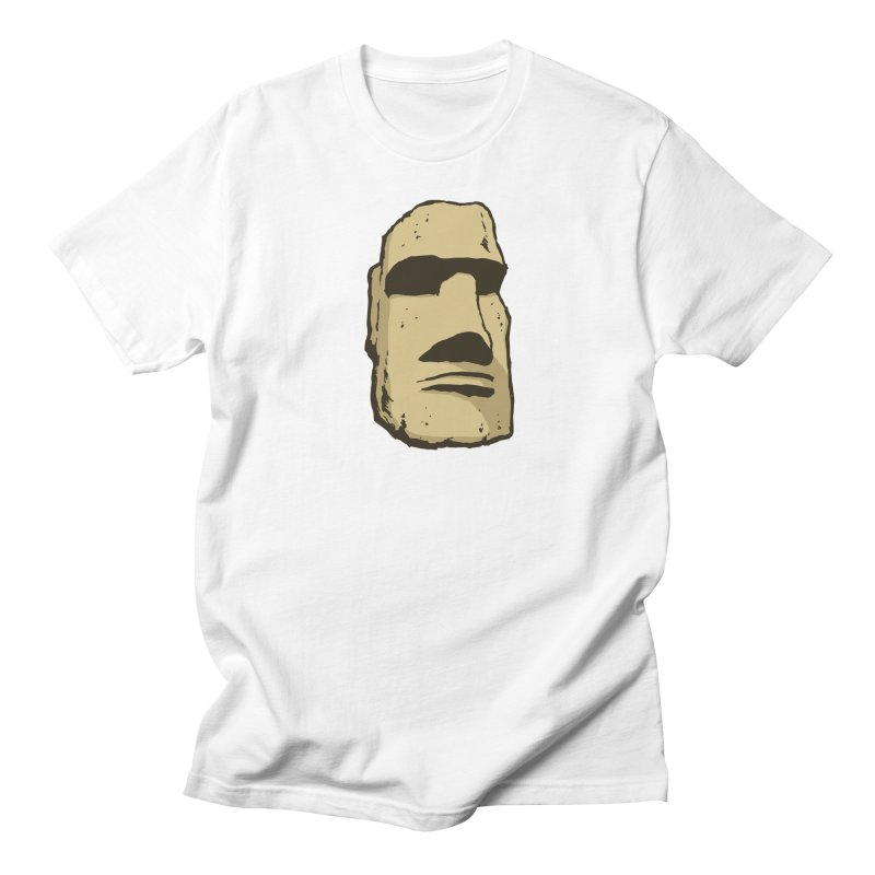 Easter Island Men's T-Shirt by Avery is Hungry