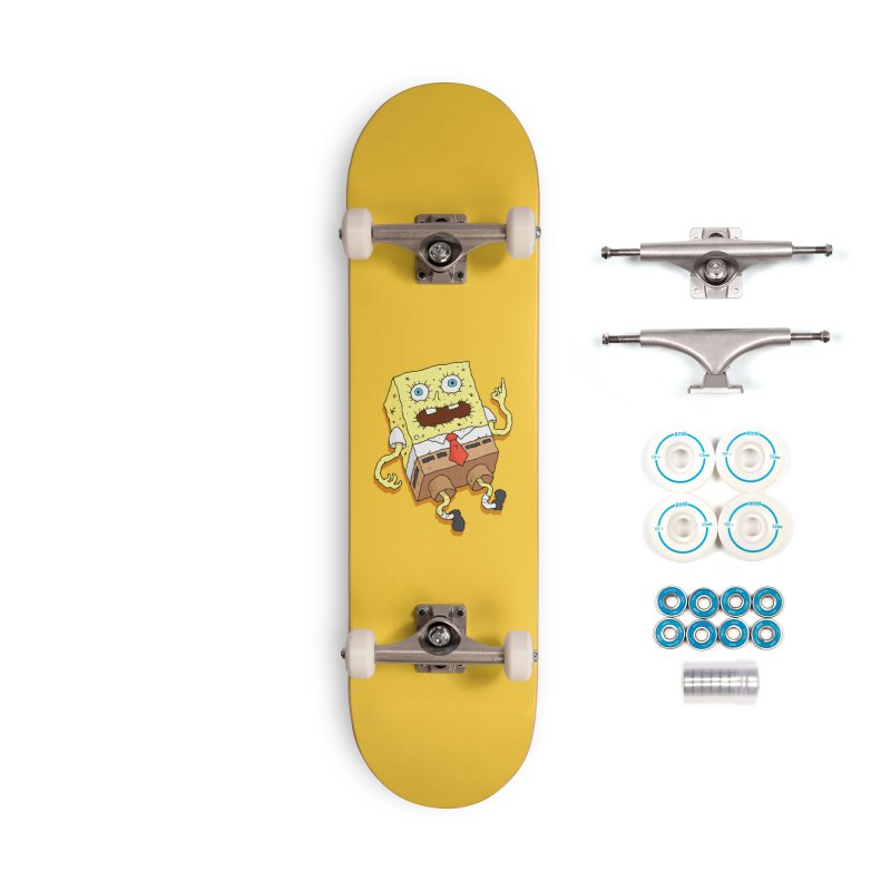 Dry Bob Accessories Complete - Basic Skateboard by Avery is Hungry