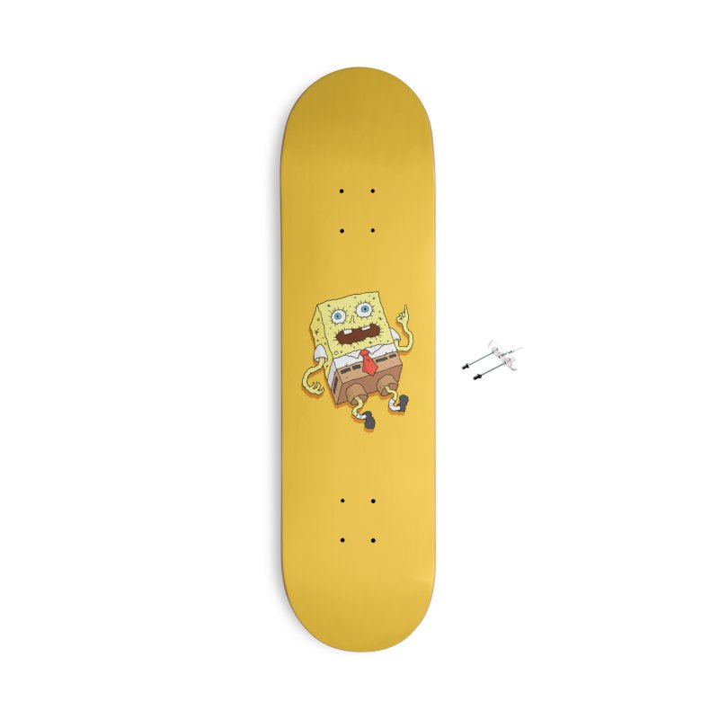 Dry Bob Accessories With Hanging Hardware Skateboard by Avery is Hungry