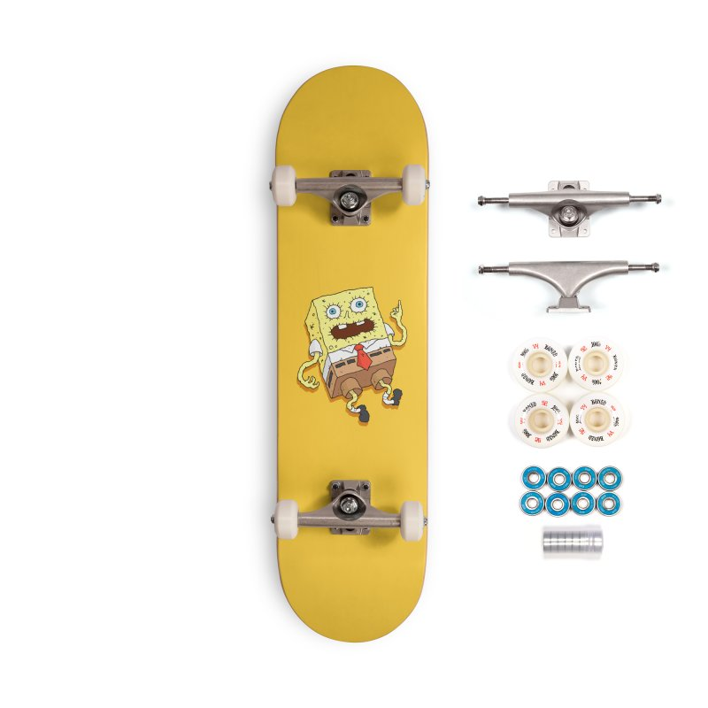 Dry Bob Accessories Complete - Premium Skateboard by Avery is Hungry